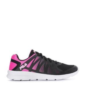 Fila black running shoes Memory Foam Cool Max